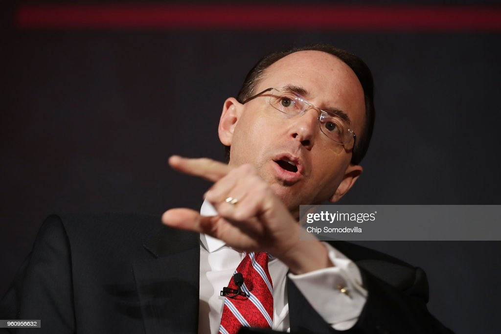 Deputy Attorney General Rod Rosenstein Delivers Remarks At Law Conference On Compliance And Risk Professional