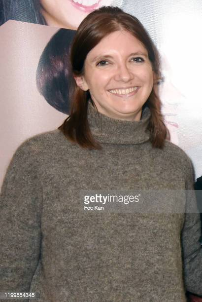 Deputy Aurore Bergé attends Pygmalionnes Screening at Assemblee Nationale on January 14 2020 in Paris France