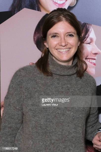 Deputy Aurore Berger attends the Pygmalionnes Screening At Assemblee Nationale on January 14 2020 in Paris France
