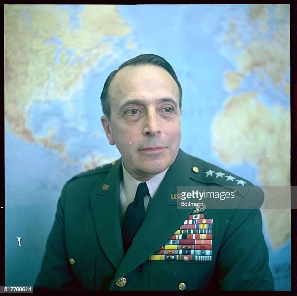 Deputy chief of staff General Lyman Lemnitzer
