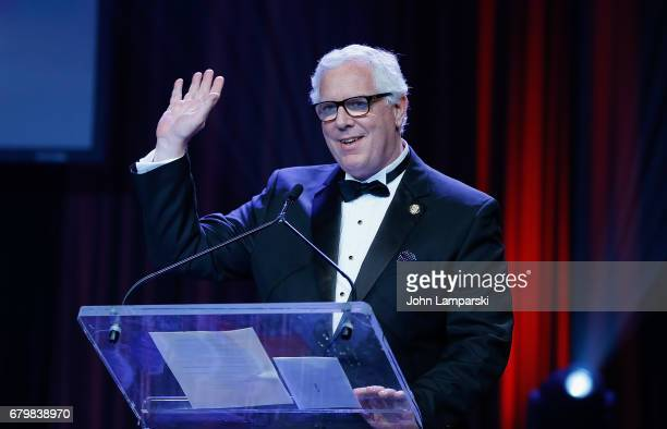 Deputy Commisioner of Counter terrorism John Miller attends 60th Anniversary New York Emmy Awards Gala at Marriott Marquis Times Square on May 6 2017...