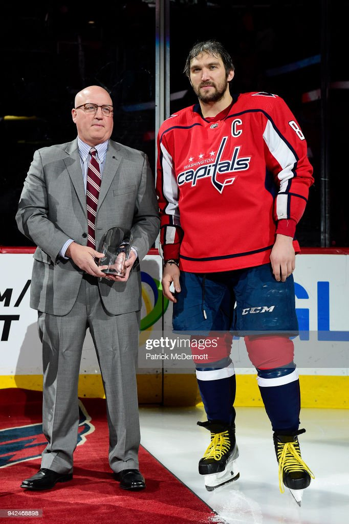 Nashville Predators v Washington Capitals : News Photo