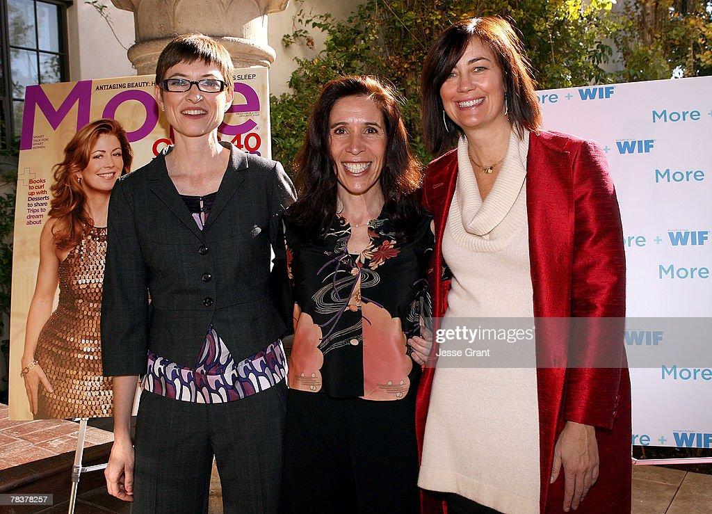 MORE Magazine Celebrate Winners of Women In Film Contest : Photo d'actualité