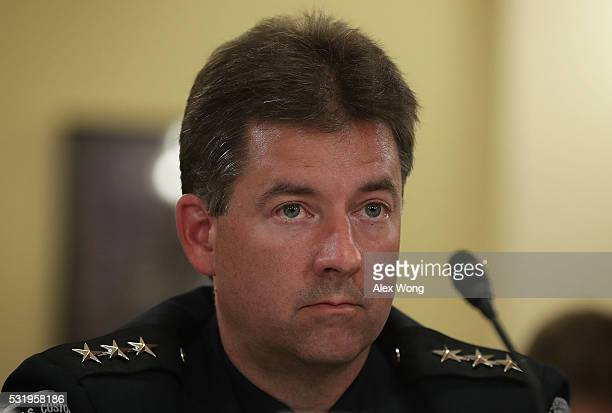 Deputy Executive Assistant Commissioner for Customs and Border Protection John Wagner testifies during a hearing before the Transportation Security...