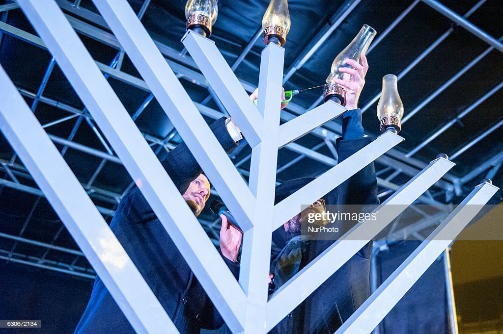 Festival of Lights in Amsterdam : News Photo
