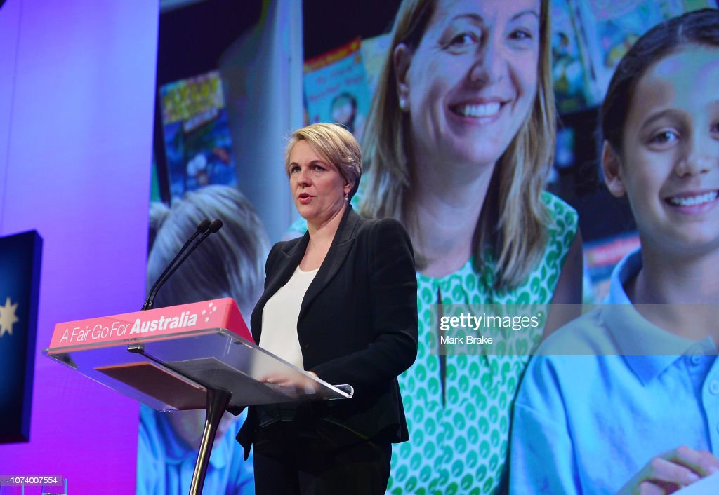 2018 ALP National Conference : News Photo