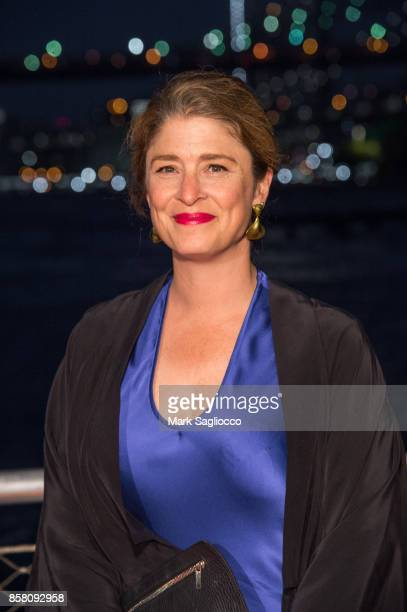 Deputy Mayor for Housing Alicia Glen attends the 2017 Brooklyn Bridge Park Conservancy Brooklyn Black Tie Ball at Pier 2 at Brooklyn Bridge Park on...