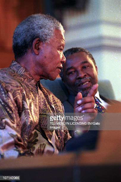 Deputy President Thabo Mbeki was groomed to replace President Nelson Mandela after Mandela�s single term in the South Africa�s highest office, from...