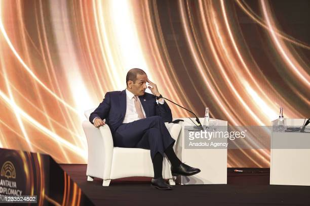 Deputy Prime Minister and Minister of Foreign Affairs of Qatar Sheikh Mohammed Bin Abdulrahman Al-Thani attends Innovative Mediation Panel within...
