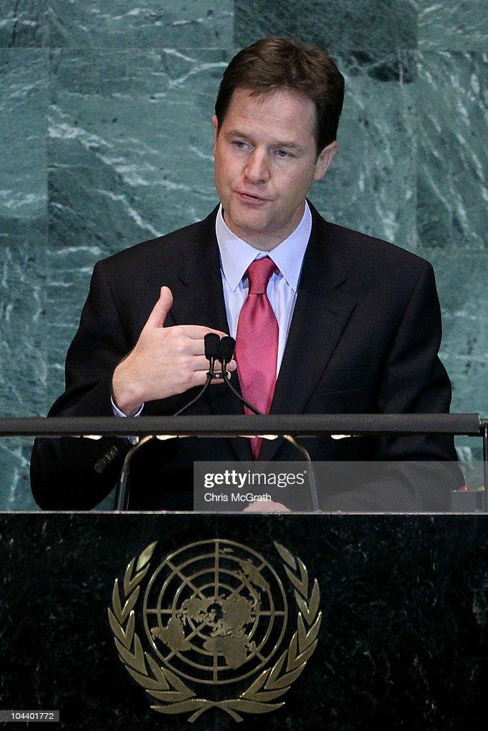 Deputy Prime Minister of the U...