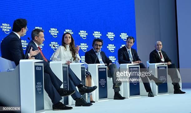 Deputy Prime Minister of Turkey Mehmet Simsek Deputy Prime Minister of Belgium Alexander De Croo CEO of Chobani Hamdi Ulukaya Queen Rania of Jordan...