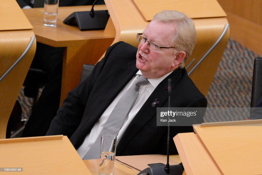 Scottish Daily Politics : News Photo
