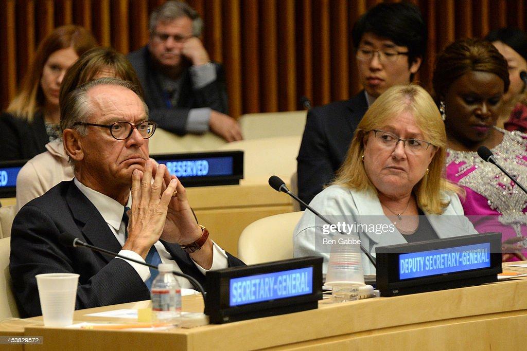 United Nations Celebrates World Humanitarian Day
