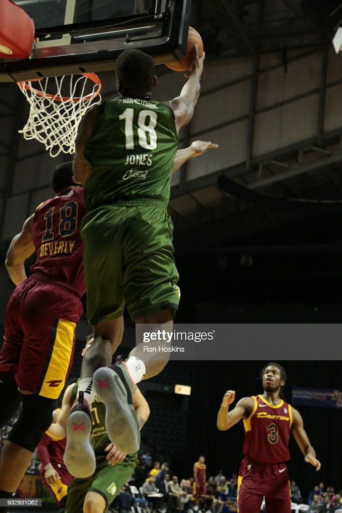 Canton Charge v Fort Wayne Mad Ants