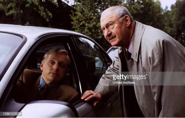 Der Tod schreibt das Ende D 1996 Regie HansJürgen Tögel PIERRE FRANCKH ROLF SCHIMPF Stichwort Auto Fahrer