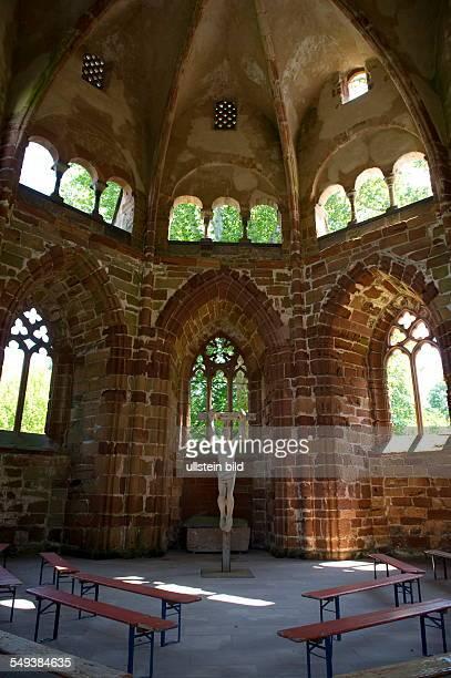 Der Alte Turm in Mettlach fotografiert Das über 1000 Jahre alte Bauwerk wurde als Grabkapelle für den Heiligen Luitwinus errichtet und in den letzten...