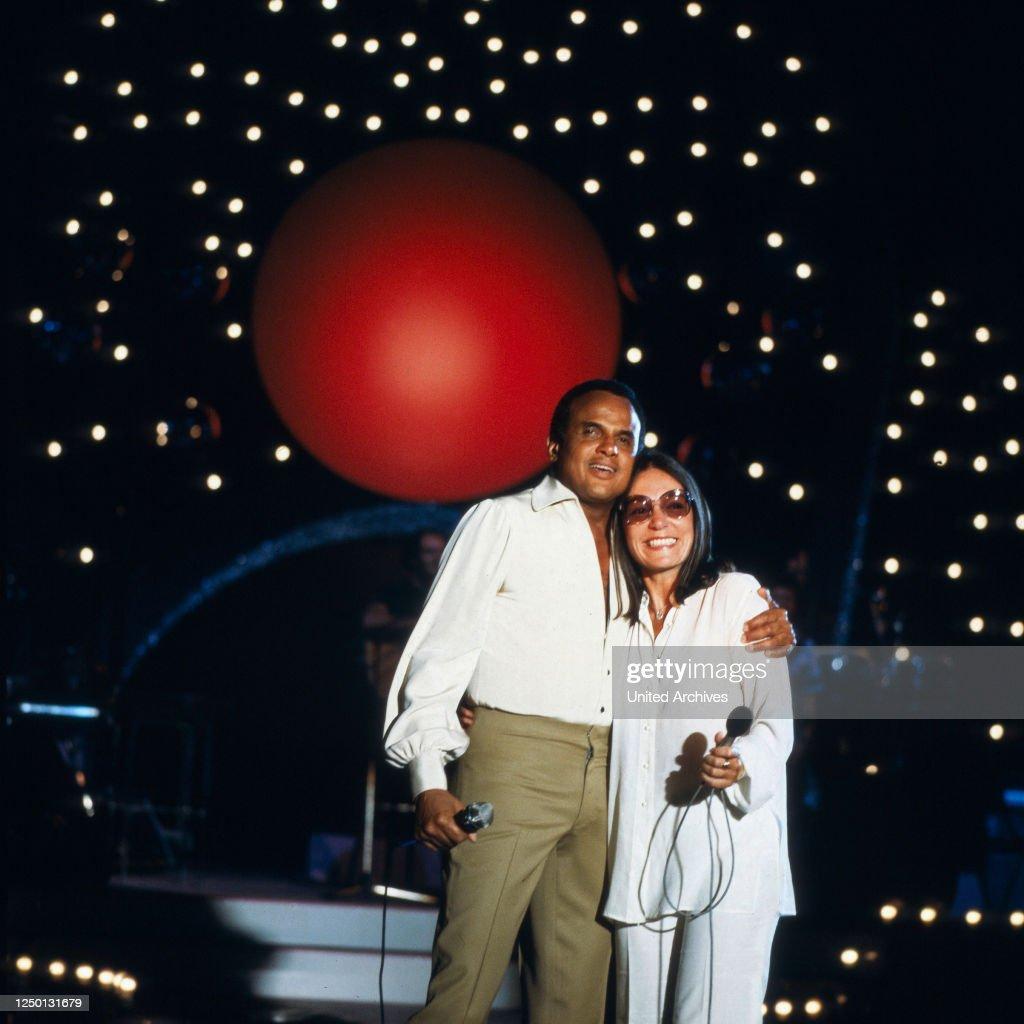 Harry Belafonte : Photo d'actualité