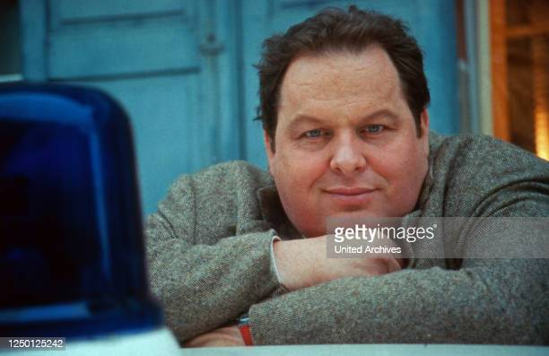 Der bayerische Schauspieler Ottfried Fischer, Deutschland 1990er Jahre.