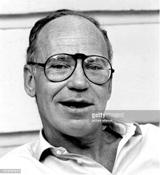Der Chefredakteur der Berliner Zeitung Der Abend Jürgen Engert am 25 Juli 1980 nach seinem Rücktritt mit sofortiger Wirkung in Berlin Nach den...