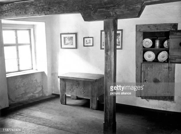 Der deutsche Dramatiker und Dichter Friedrich Schiller lebte 1785 in diesem Haus in Leipzig hier schrieb er die Ode an die Freude Er wurde am 10...