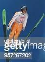 Der deutsche Skispringer Christof Duffner flog beim offiziellen Training zur 13 SkiflugWeltmeisterschaft am im slowenischen Planica 207 Meter weit...