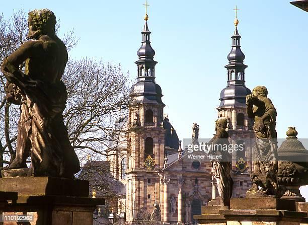 Der Dom in Fulda