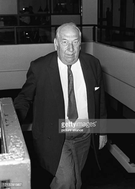 Der ExBanker Iwan D Herstatt ist am 9695 in Köln an einem Krebsleiden gestorben Sein Name steht für die größte Bankenpleite der deutschen...