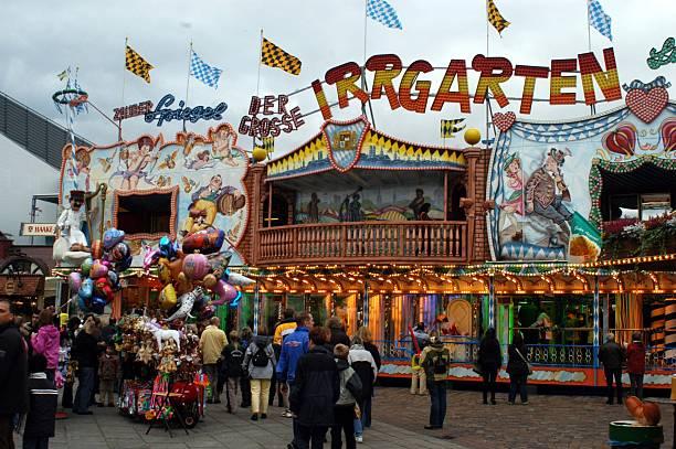 Der grosse irrgarten 39 bremer freimarkt 39 bremen - Irrgarten deutschland ...