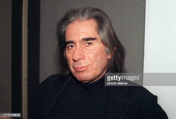 Der italienische Künstler Fabrizio Plessi am in der KestnerGalerie in Hannover Bis zum 13 Februar 2000 ist seine ungewöhnliche Schau «L'Anima della...