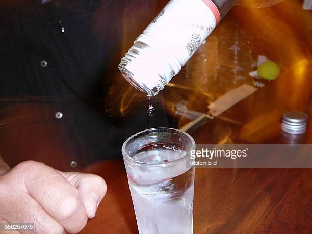Der letzte Tropfen Wodka
