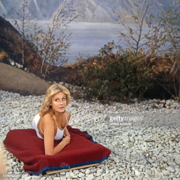 Der Mann, der keine Autos mochte, Fernsehserie, Deutschland 1984, Folge Natur pur, Darsteller: Caroline Ohrner