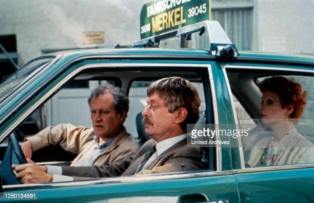 Der Mann der keine Autos mochte Fernsehserie Deutschland 1984 Darsteller Karl Obermayr Ralf Schermuly Elisabeth Volkmann