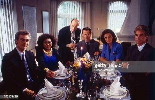 Der Mann ohne Schatten, Fernsehserie, Deutschland 1996, Darsteller: Chrstian Berkel, Gerd Böckmann, Evelyn Opela .