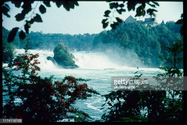 Der Rheinfall 1990