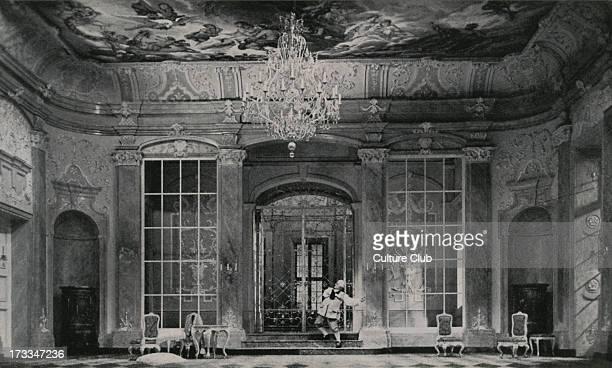 Der Rosenkavalier by Richard Strauss this performance in Hamburg 1941