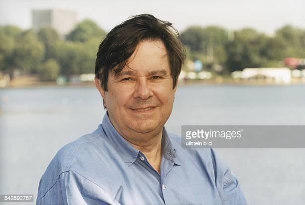 Der Schauspieler Gerd Baltus Aufgenommen September 1999