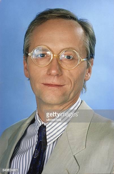 """Der Schauspieler und Darsteller des """"Hans Beimer"""" aus der Fernsehserie """"Lindenstraße"""", Joachim Hermann Luger. Undatiertes Foto."""