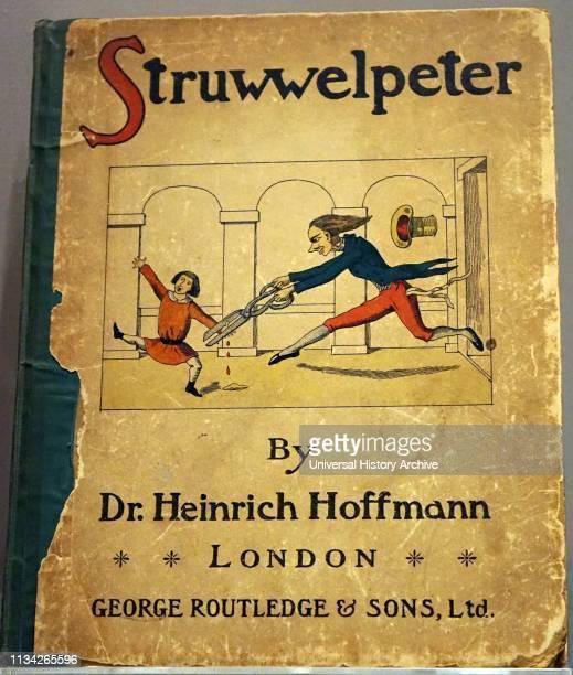 Der Struwwelpeter. An 1845 German children's book by Heinrich Hoffmann. It comprises ten illustrated and rhymed stories. Mostly about children. Each...