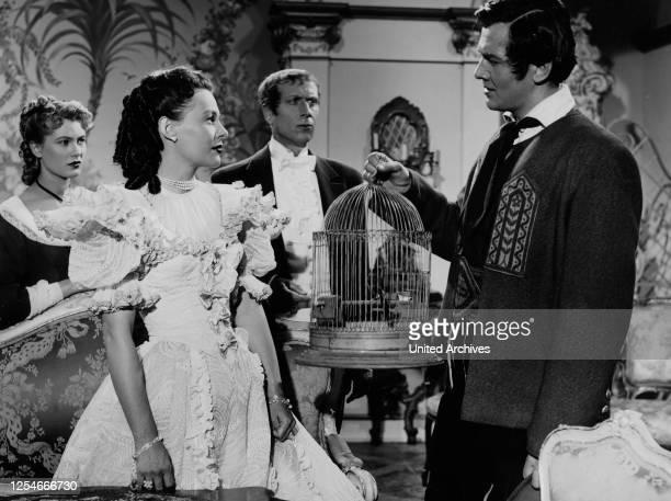 Der Vogelhändler Deutschland 1953 Regie Arthur Maria Rabenalt Darsteller Ilse Werner Gerhard Riedmann