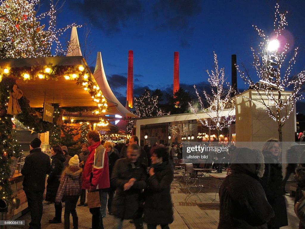 Autostadt Wolfsburg Weihnachtsmarkt.Der Weihnachtsmarkt In Der Vw Autostadt In Wolfsburg Im