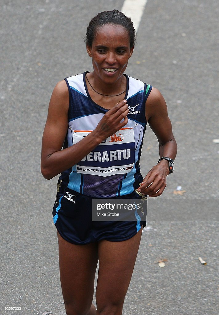 40th ING New York City Marathon : News Photo