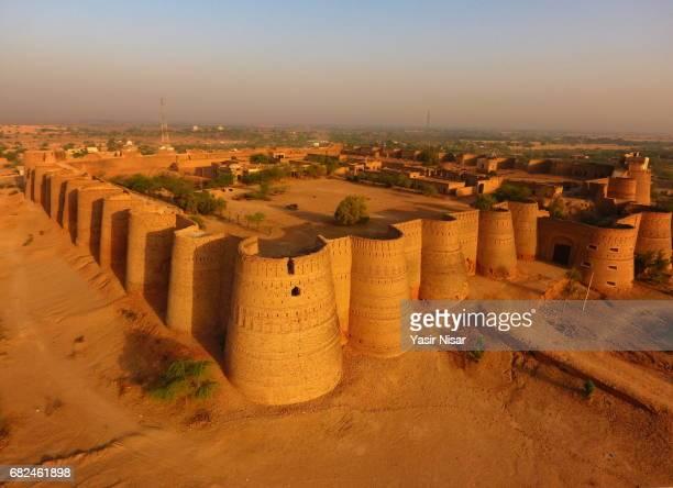 Derawar Fort, Bahawalpur, Pakistan