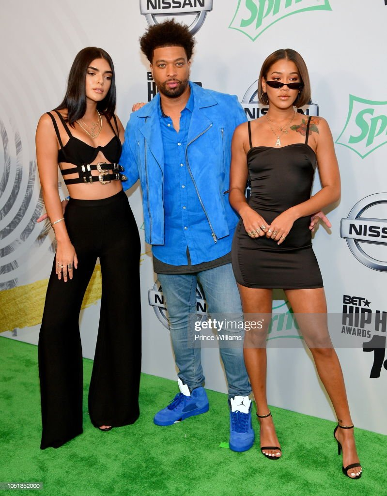 2018 BET Hip Hop Awards - Arrivals : News Photo