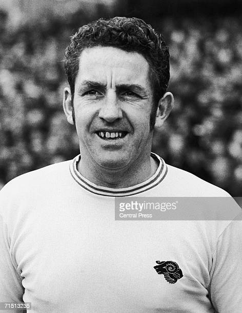Derby County FC player Dave Mackay 10th February 1970