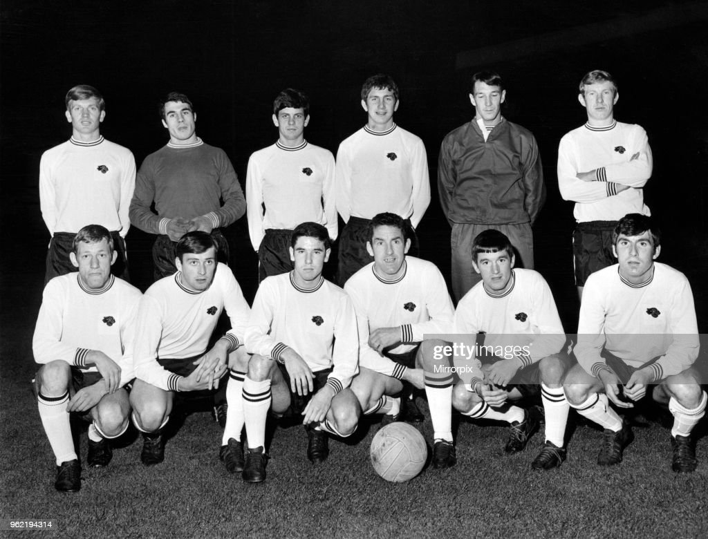 Derby County Football Club Team Back Row Left To Right Alan Durban News Photo Getty Images