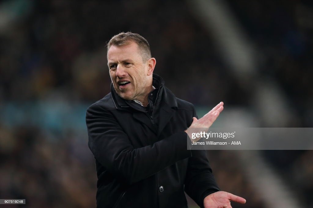 Derby County v Bristol City - Sky Bet Championship