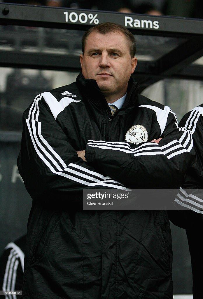 Derby v Middlesbrough - Premier League : News Photo