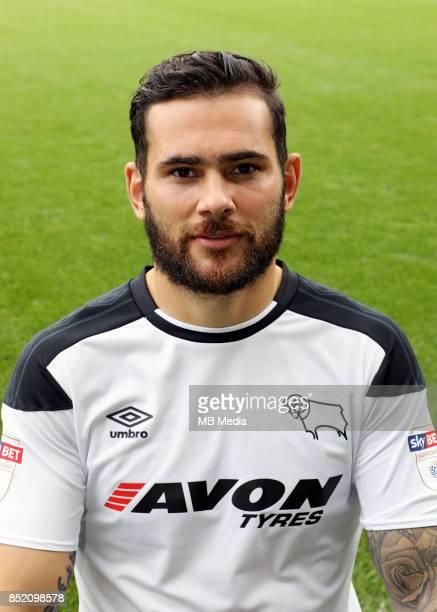 Derby County Photo Call Bradley Johnson