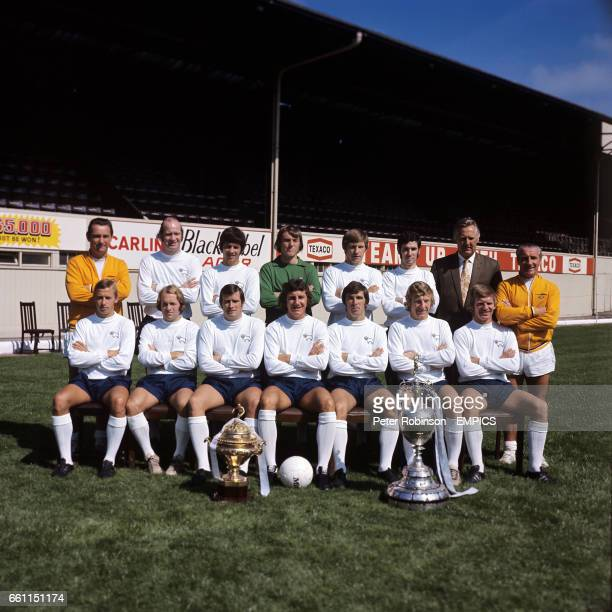 manager Brian Clough Terry Hennessey Ron Webster Colin Boulton Colin Todd John Robson assistant manager Peter Taylor trainer Jimmy Gordon John...