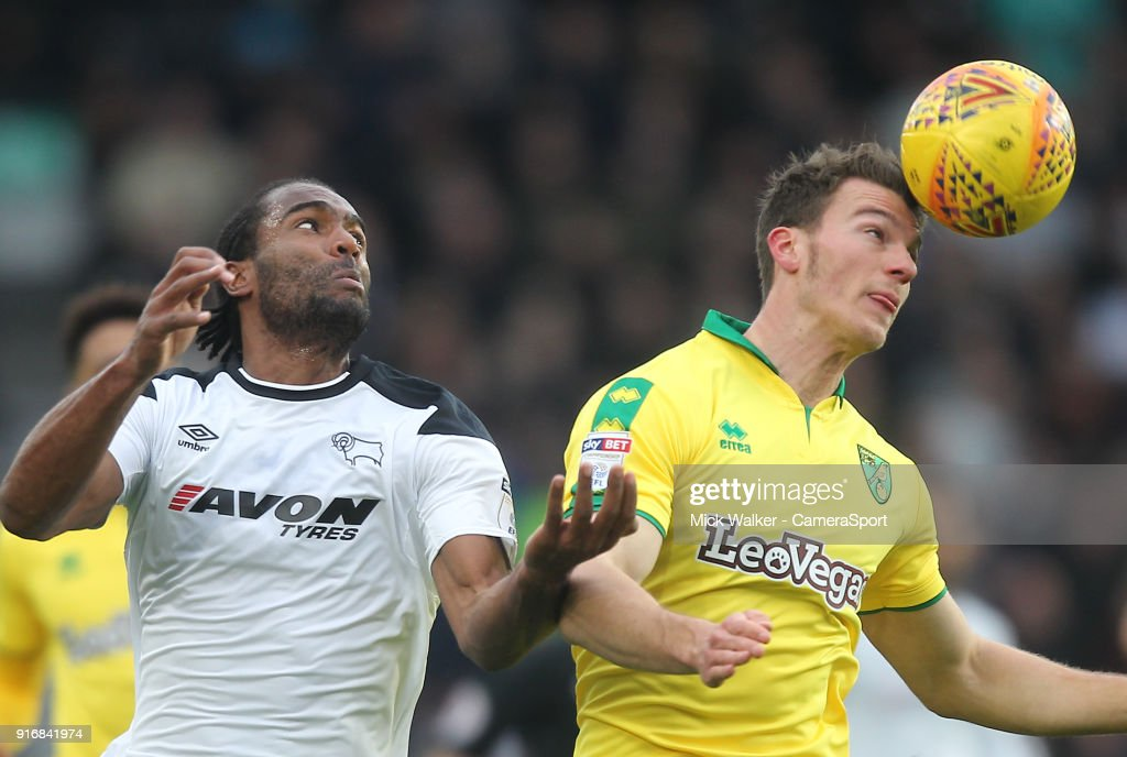 Derby County v Norwich City - Sky Bet Championship